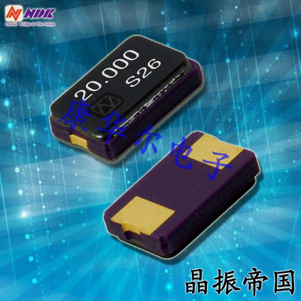 NDK晶振,贴片晶振,NX5032GA晶振,NX5032GA-20.000000MHZ-LN-CD-1晶振