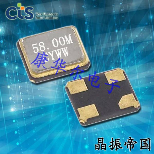 CTS晶振,贴片晶振,403晶振,403C11A32M00000晶振