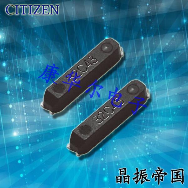 西铁城晶振,石英晶振,CM130晶振,CM13032768DZFT晶振