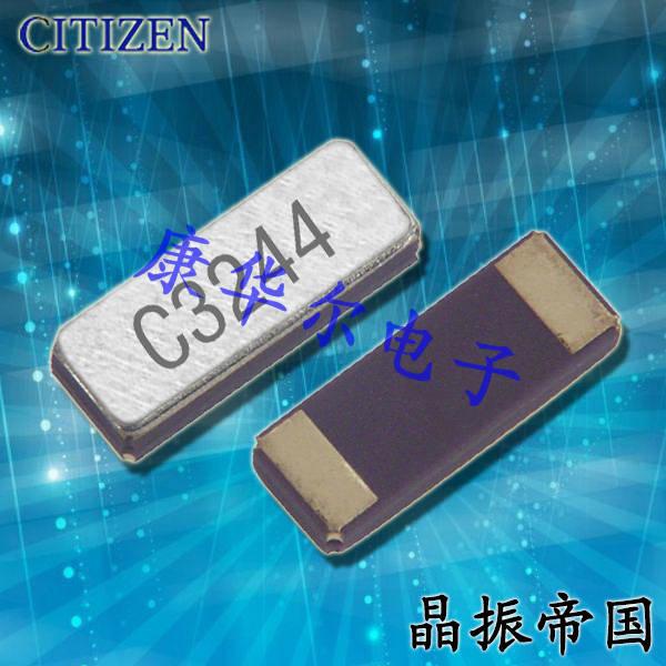 西铁城晶振,石英晶振,CM519晶振,CM51932768DZFT晶振