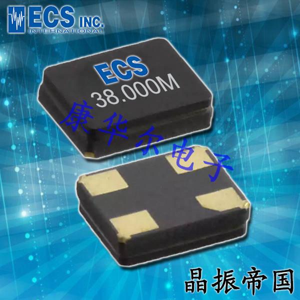 ECScrysta晶振,贴片晶振,ECX-64晶振,ECS-200-20-23B-TR晶振