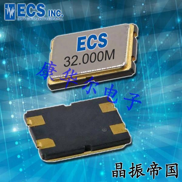 ECScrysta晶振,贴片晶振,ESM-8M晶振,ECS-200-20-20BM-TR晶振