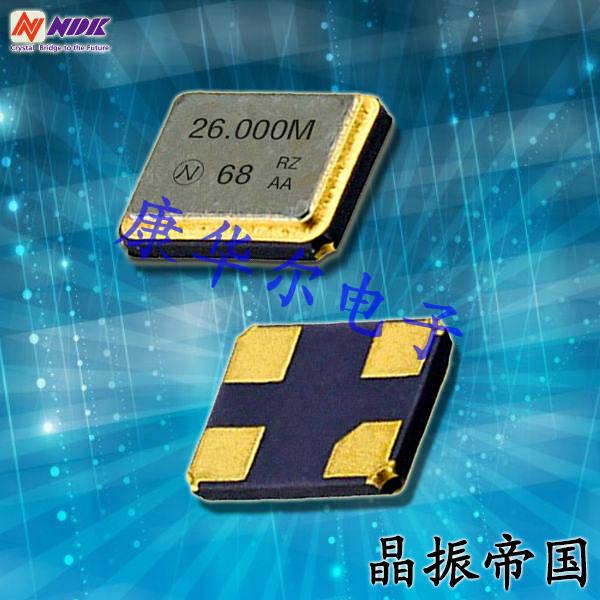 NDK晶振,贴片晶振,NX3225SA晶振,NX3225SA-26.000M-STD-CSR-3晶振