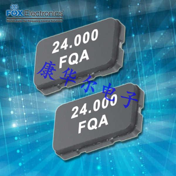FOX晶振,贴片晶振,C7BS晶振,F-C7BS-B-B-M-D-25.0晶振