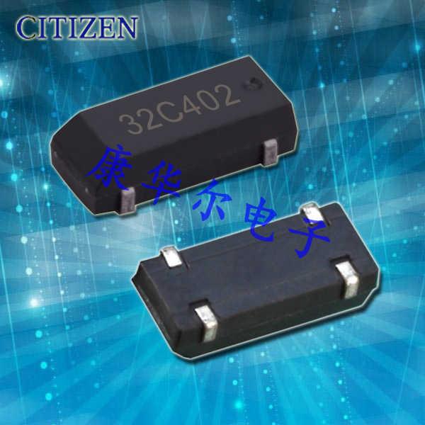 西铁城晶振,石英晶振,CM200C晶振,CM200C32768AZFT晶振