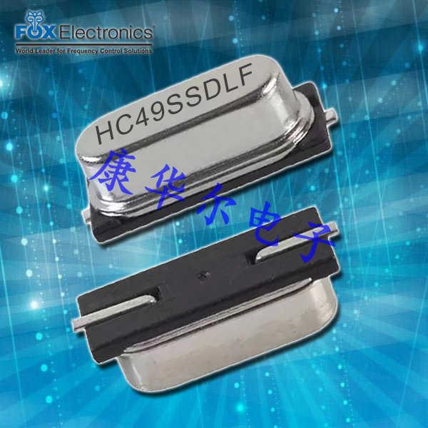 FOX晶振,贴片晶振,C9SD晶振,F-C9SD-C-B-M-F-25.0晶振