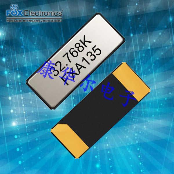 FOX晶振,贴片晶振,K255晶振,F-K255-E-I-H-M-0.032768晶振