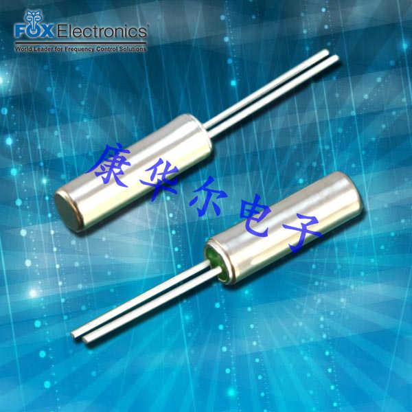 FOX晶振,插件晶振,KT38晶振,F-KT38-E-I-H-M-0.032768晶振