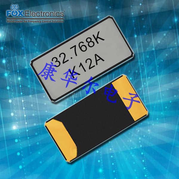 FOX晶振,贴片晶振,K13A晶振,F-K13A-E-I-H-I-0.032768晶振