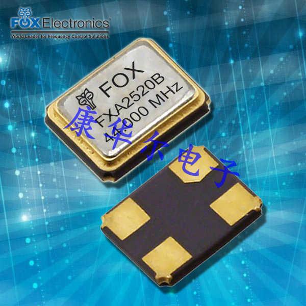 FOX晶振,贴片晶振,C2BA晶振,F-C2BA-B-C-V-I-40.0晶振