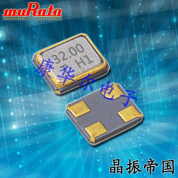 村田晶振,贴片晶振,TSS-3225J晶振,XRCJK12M000F1QB4P0晶振