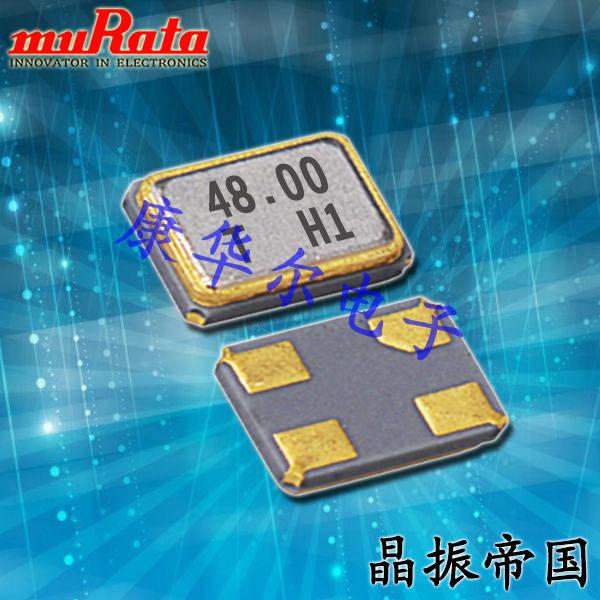 村田晶振,贴片晶振,TSS-5032A晶振,XRCLK10M000F1QA8J1晶振