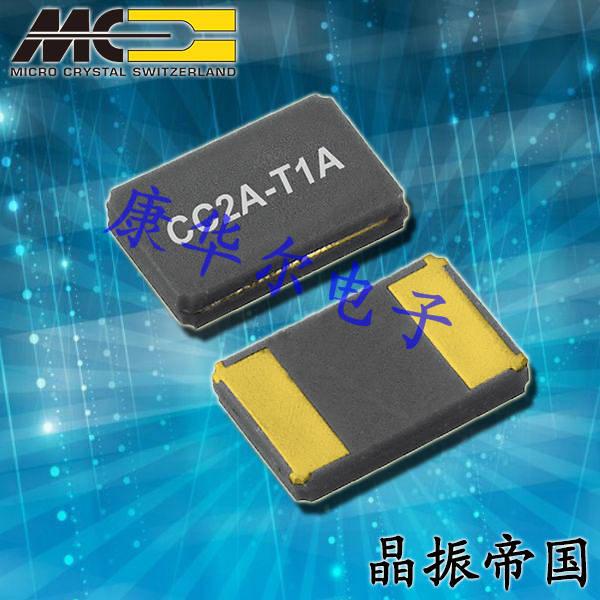 微晶晶振,贴片晶振,CC6A-T1A晶振,CC6F-T1A-155.520MHz-20pF-50ppm-TA-QI晶振