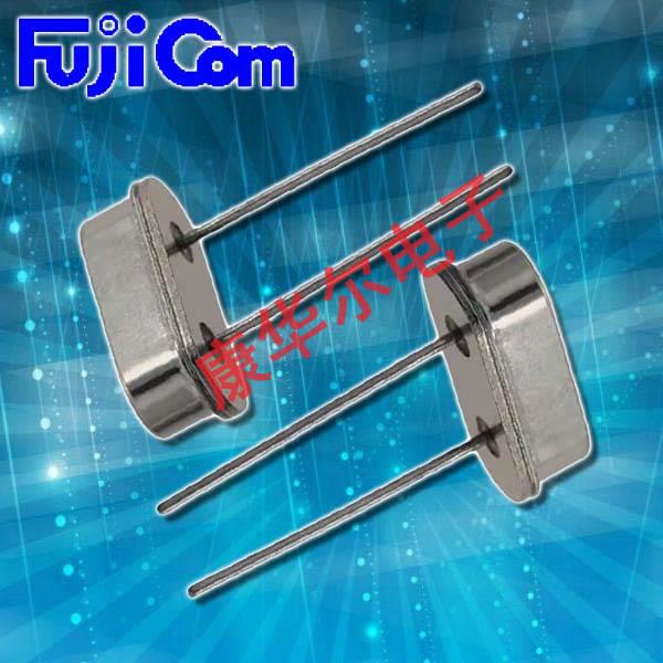 富士晶振,插件晶振,HC-49/US晶振,高温度石英晶振