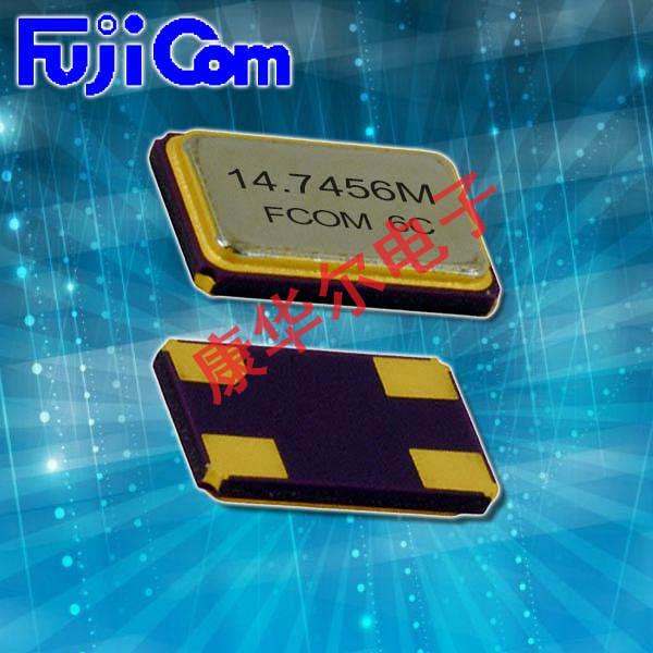 富士晶振,贴片晶振,FSX-4M晶振,智能穿戴晶振