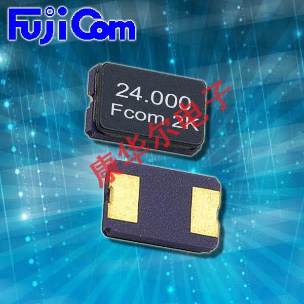 富士晶振,贴片晶振,FSX-5L晶振,日产低功耗晶振