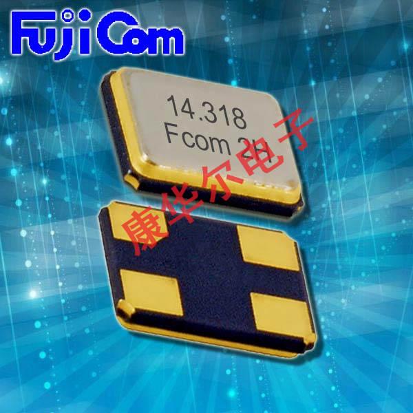 富士晶振,贴片晶振,FSX-6M晶振,6035进口晶振