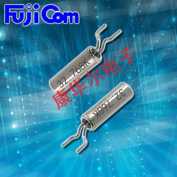 富士晶振,插件晶振,FTS-26B晶振,手表晶振