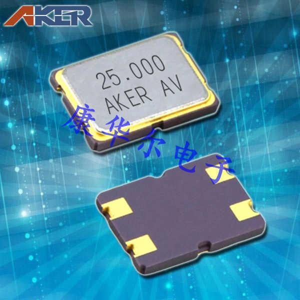 AKER晶振,贴片晶振,CXAN-751晶振,低耗能石英晶振