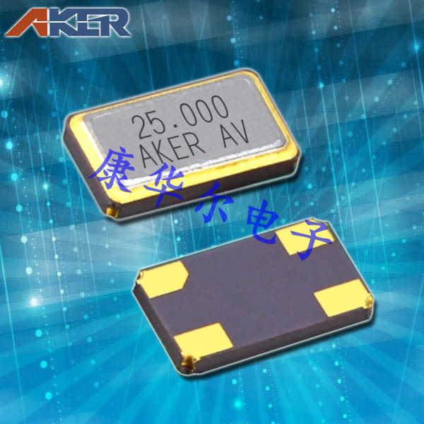 AKER晶振,贴片晶振,CXAN-631晶振,四脚石英晶体