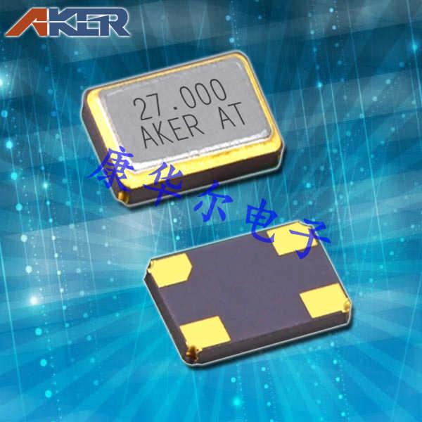 AKER晶振,贴片晶振,CXAN-531晶振,5032无源晶振