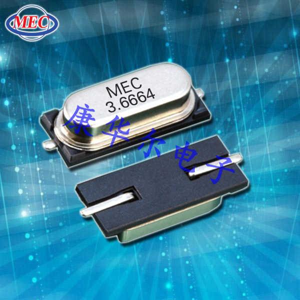 MERCURY晶振,贴片晶振,ML49晶振,两脚石英晶振