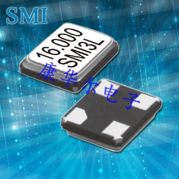 SMI晶振,贴片晶振,22SMX晶振,智能穿戴晶振