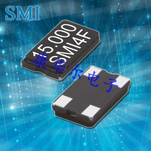 SMI晶振,贴片晶振,97SMX(B)晶振,6035进口晶振