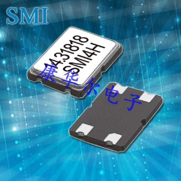 SMI晶振,贴片晶振,94SMX(B)晶振,7050晶振