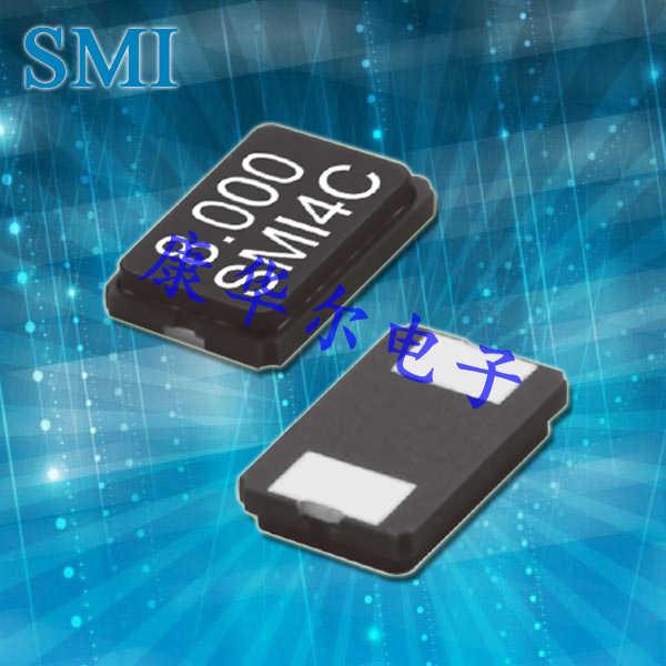 SMI晶振,贴片晶振,93SMX(A)晶振,石英晶体谐振器
