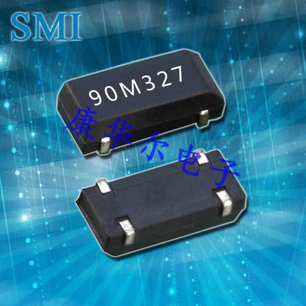 SMI晶振,贴片晶振,90SMX(N)晶振,32.768K晶体