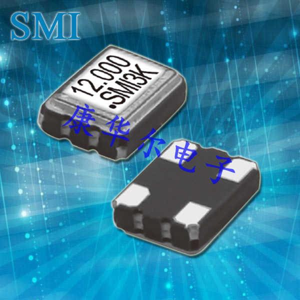 SMI晶振,有源晶振,32SMOHGU晶振,数码电子晶振