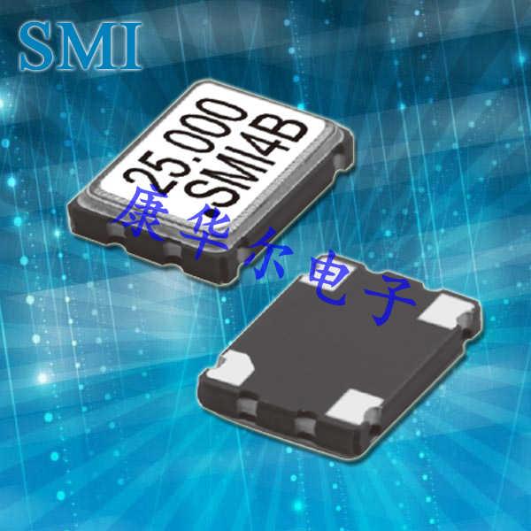 SMI晶振,有源晶振,97SMOHG晶振,日产7050晶振