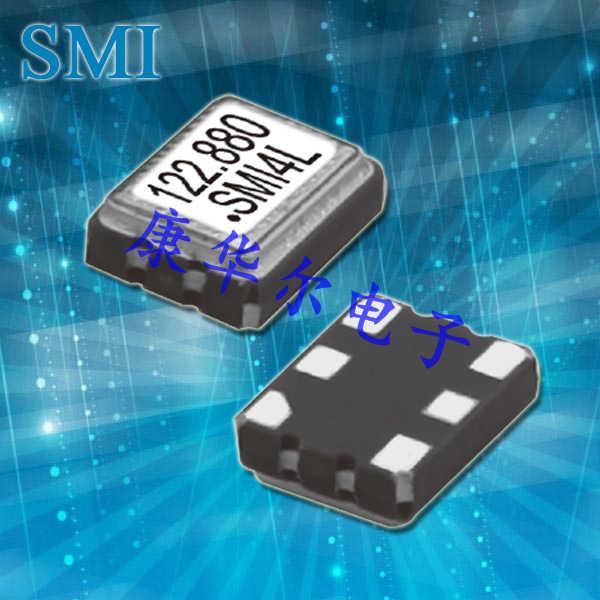 SMI晶振,有源晶振,32SMO-HCS晶振,低耗能3225晶振