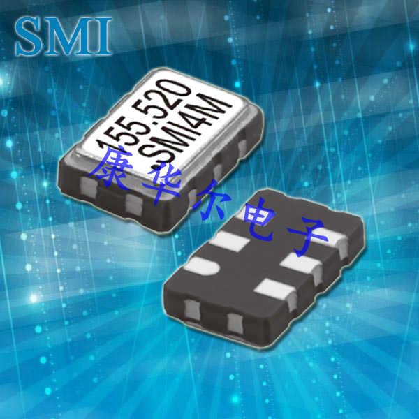 SMI晶振,差分晶振,99SMO-LVP晶振,低损耗进口晶体