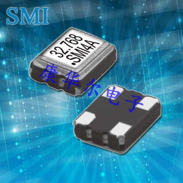 SMI晶振,有源晶振,327SMO(D)晶振,智能穿戴晶振