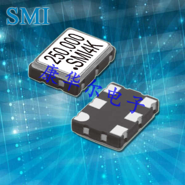 SMI晶振,差分晶振,67SMOVH晶振,智能穿戴晶振