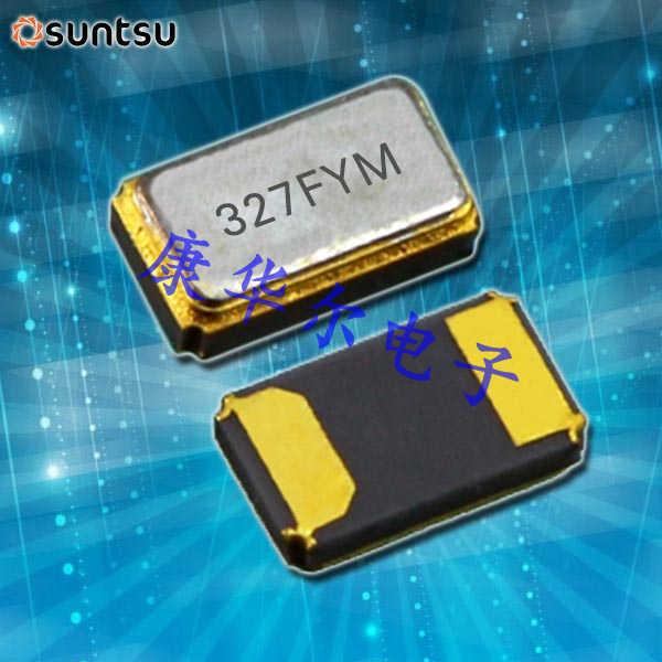 SUNTSU晶振,贴片晶振,SWS212晶振,32.768K晶振