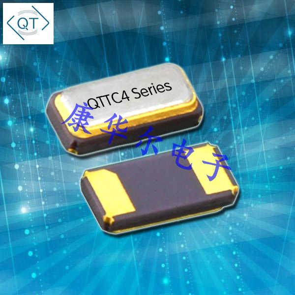 QuartzChnik晶振,夸克SMD晶体,QTTC4进口晶振