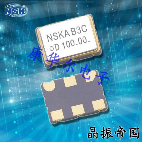 NSK晶振,NAVH-6晶振,SMD晶振