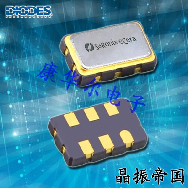百通亚陶晶振,JX502晶振,小型SMD晶振