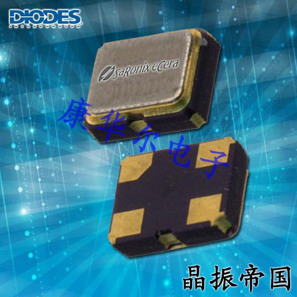 百通亚陶晶振,KJ327000晶振,KJ晶振,低功耗晶振